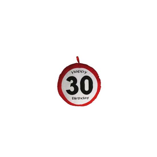 30e verjaardag kussentje