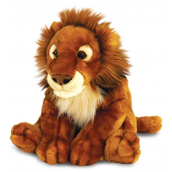 Afrikaanse leeuwen knuffel 50 cm