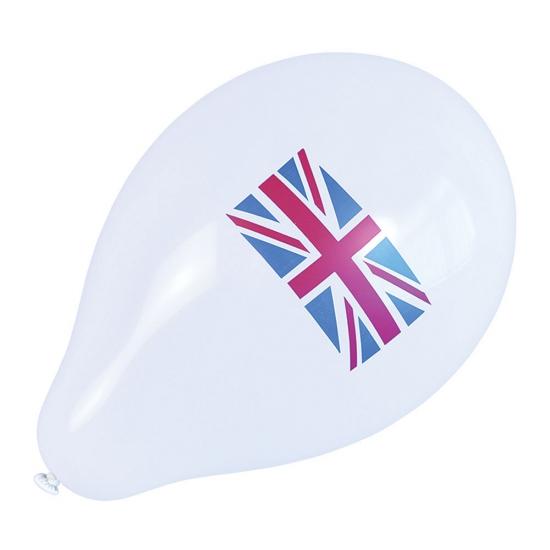 Ballonnen Engeland 10 stuks