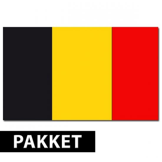 Belgie thema artikelen pakket
