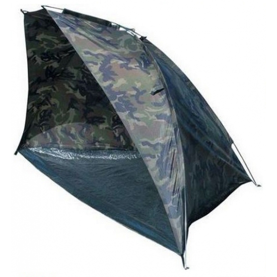 Camouflage strandtent