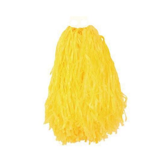 Cheerballs geel 28 cm