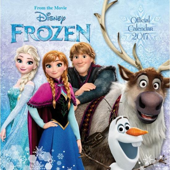 Disney Frozen kalender