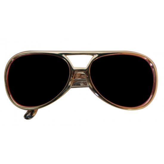 Elvis Brillen mega groot formaat