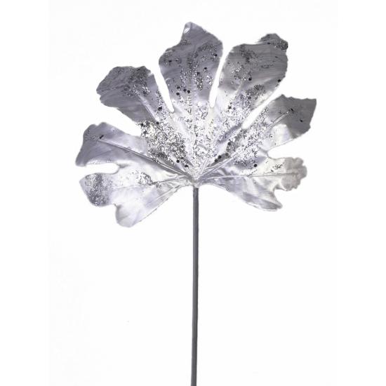 Glitter Tak Aralia Zilver 55 Cm Shirtszone kopen