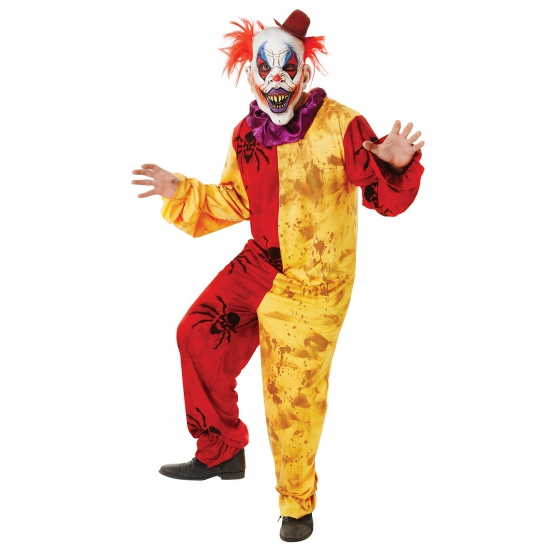 Halloween kostuum horror clown