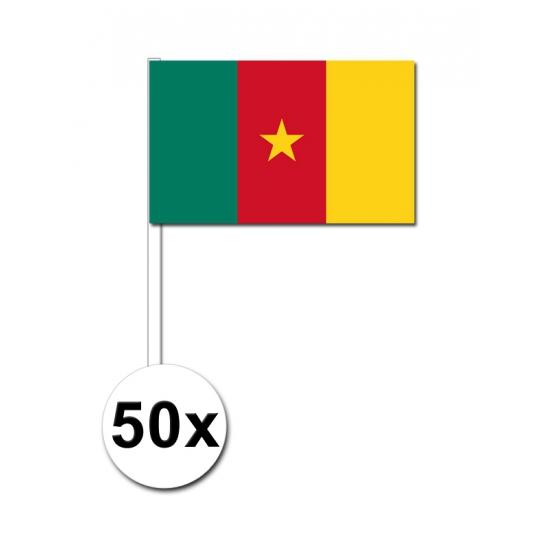 Handvlag Kameroen set van 50