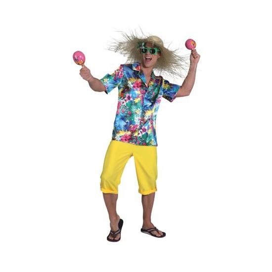 Heren Hawaii kleding