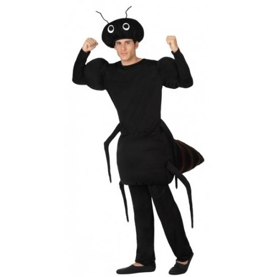 Insecten kostuum zwarte mier