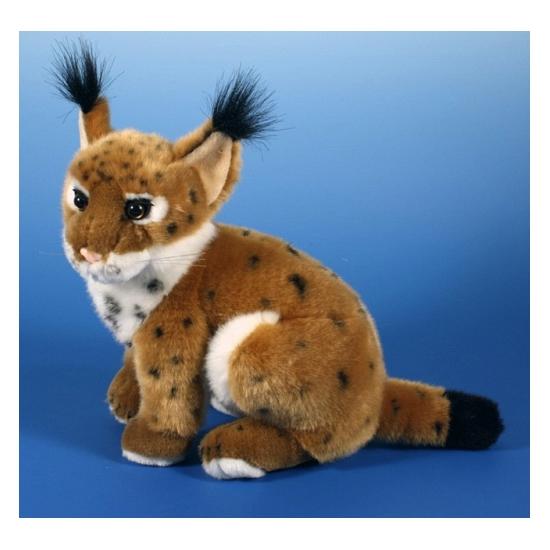 Katachtige knuffeltjes Lynx 25 cm