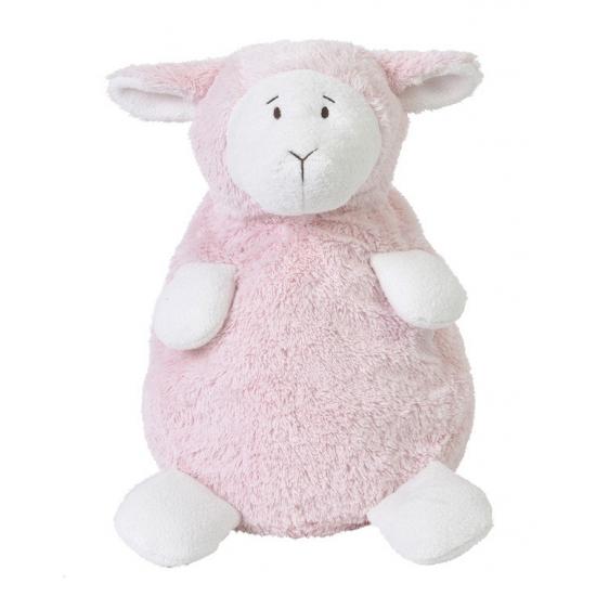 Knuffeltjes roze lammetje Lammy 35 cm