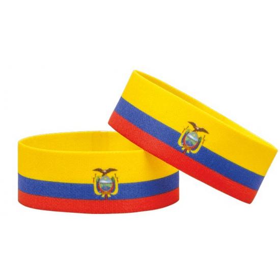Landen armband Ecuador