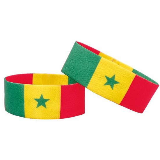 Landen armband Senegal