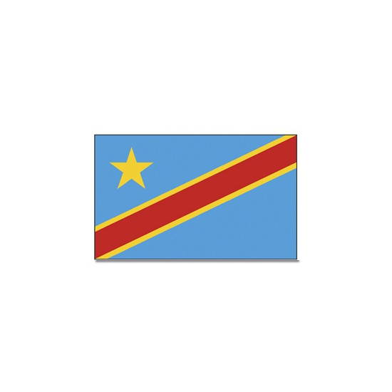 Landenvlag Congo