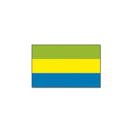 Landenvlag Gabon