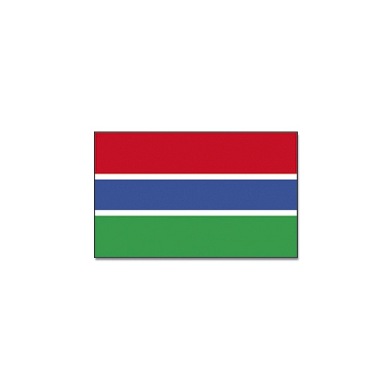 Landenvlag Gambia