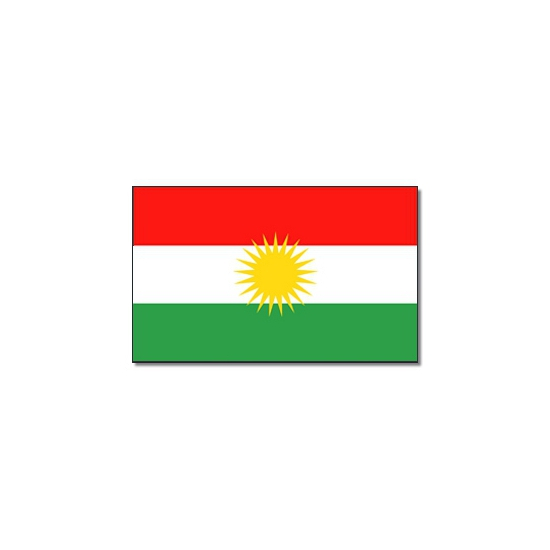 Landenvlag Koerdistan