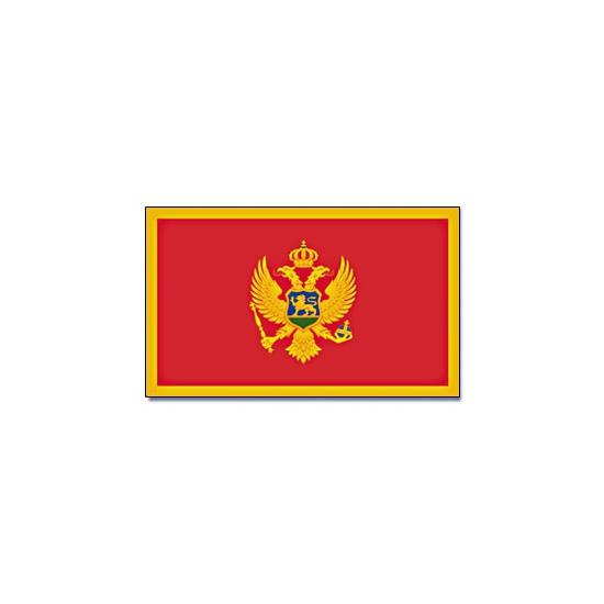 Landenvlag Montenegro