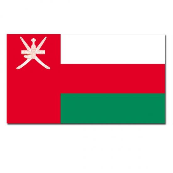 Landenvlag Oman