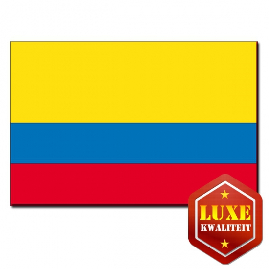 Luxe kwaliteit Ecuador vlag