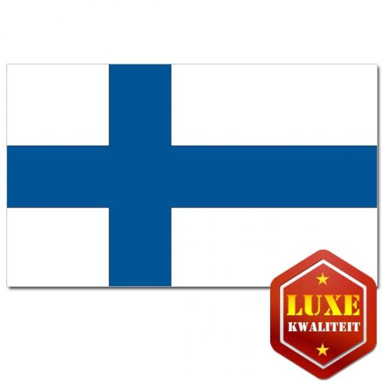 Luxe kwalteit Finse vlag