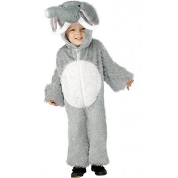 Olifanten outfit voor kinderen