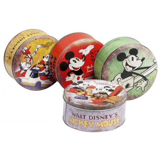 Opbergblikje met Mickey Mouse print