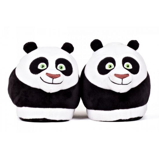 Panda sloffen voor volwassenen