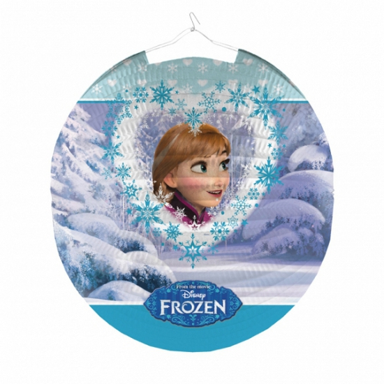 Papieren Frozen feest lampion