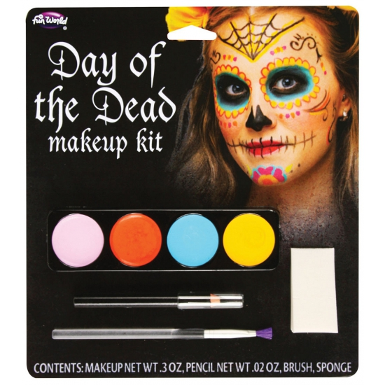 Sugarskulls makeup set