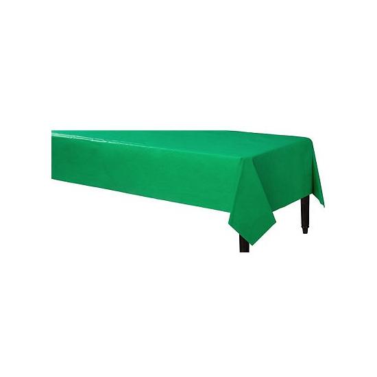 Tafellaken groen 140 x 240 cm
