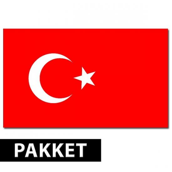 Turkije thema artikelen pakket