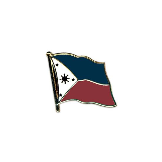 Vlaggen speldje van de Filipijnen