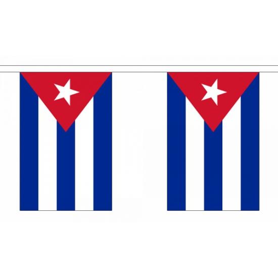 Vlaggenlijn Cuba 9 m