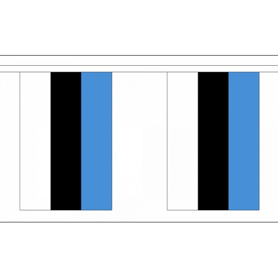 Vlaggenlijn estland 9 m