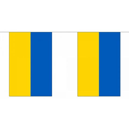 Vlaggenlijn Oekraine