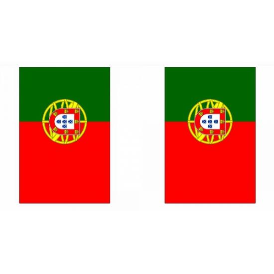 Vlaggenlijn portugal