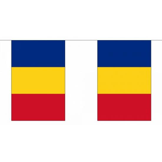 Vlaggenlijn Roemenie