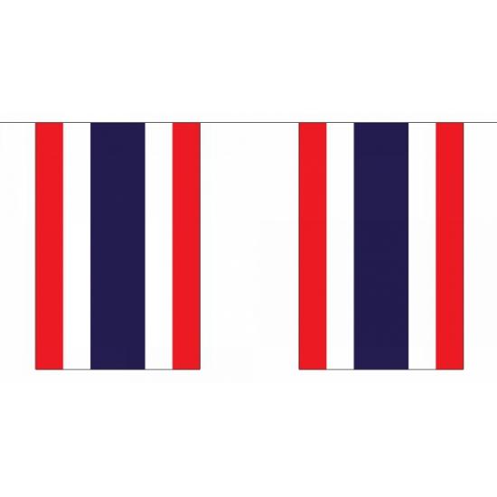 Vlaggenlijnen Thailand