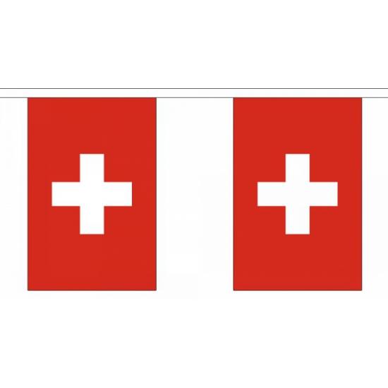 Vlaggenlijnen Zwitserland