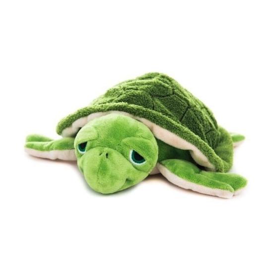 Warme knuffel kruik groene schildpad zeedieren