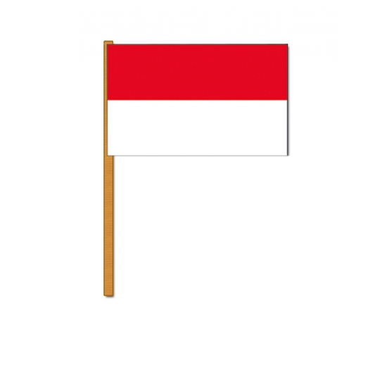 Zwaaivlaggetjes Indonesie