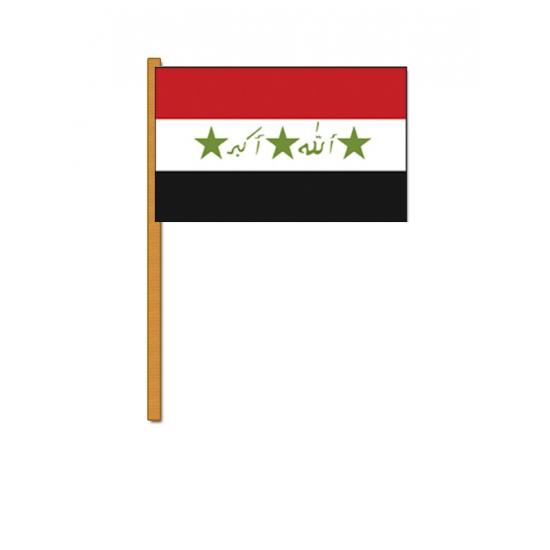 Zwaaivlaggetjes Irak