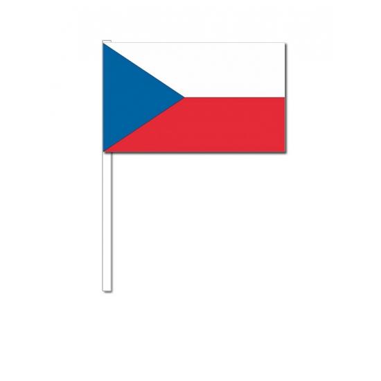 ZwaaivlaggetjeTsjechische vlags