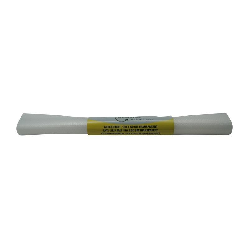 Antislipmat-badmat transparant 150 x 50 cm