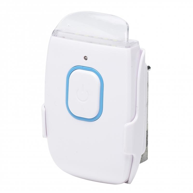 Babykamer nachtlampje met sensor 12 cm
