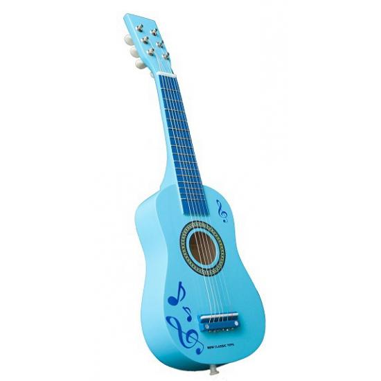 Blauwe gitaren 60 x 19 x 5.5 cm