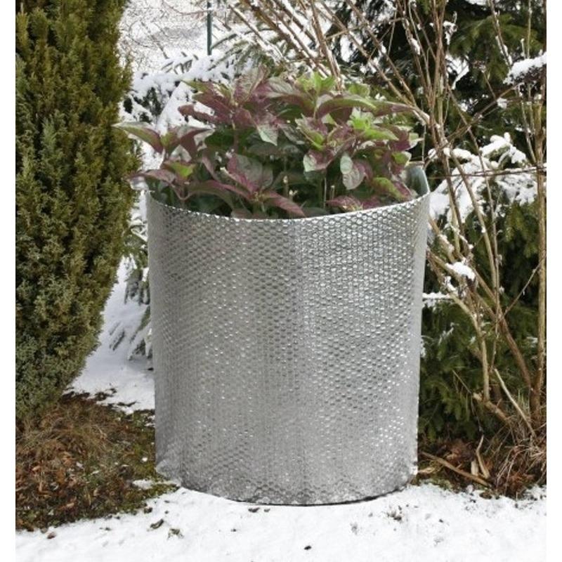 Bloemen-planten vorstvrij houden folie 5 m x 50 cm