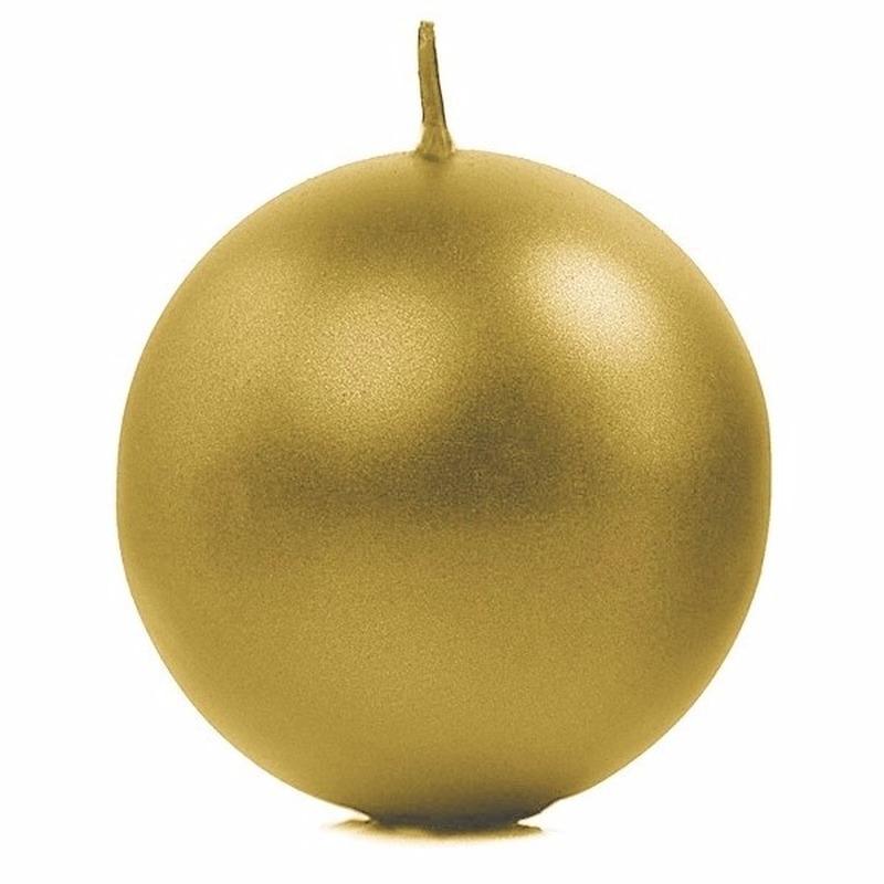 Bolkaars goud 8 cm Geen laagste prijs