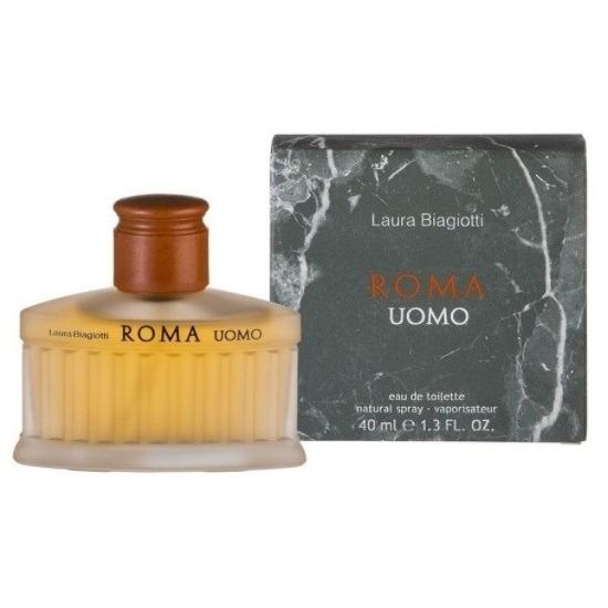 Cadeau voor papa Laura Biagiotti Roma Uoma 40 ml